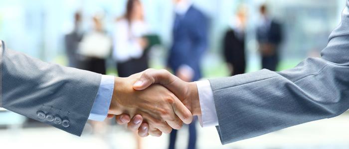 Regular handshake